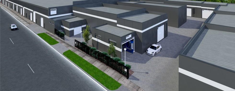 Man Cave Storage Units Brisbane : Luxury storage facility melbourne